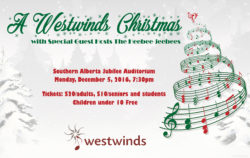 Westwinds Christmas Concert 2016