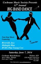 Big Band Dance 2104