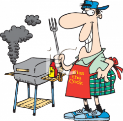 Jumpstart 2010 BBQ Chef Clipart
