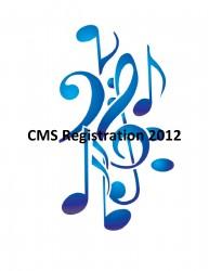 CMS Registration 2012