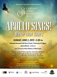 CWS 2013 June Concert Poster