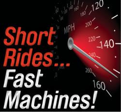 CWS Short Rides...Fast Machines