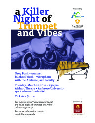 Killer Night Jazz Concert