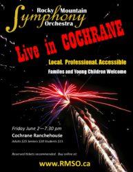 RMSO Cochrane Poster