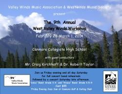 WVW Workshop registration 2014