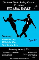 BB Dance Poster 2012