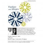 CCB Fanfare & Allegro