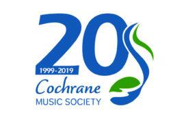 Cochrane Music Society celebrates our 20th Anniversary.