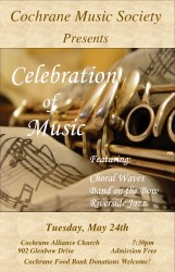 Celebration of Music Concert