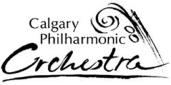Calgary Philharmonic logo