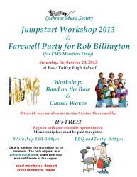 Jumpstart Workshop 2013