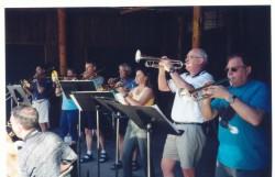 Riverside Jazz at Blowout 2003