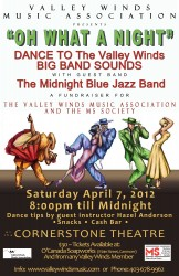 VW Big Band Dance 2012