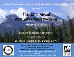 WVW Workshop 2015 Registration Poster