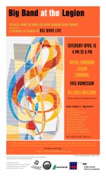 Valley Winds Big Band Live Poster